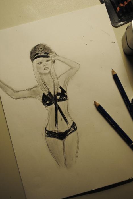 Lady Gaga by Loviiisaa